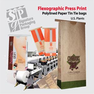 Flexographic Print