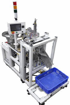 Automatic Degassing Valve Machine