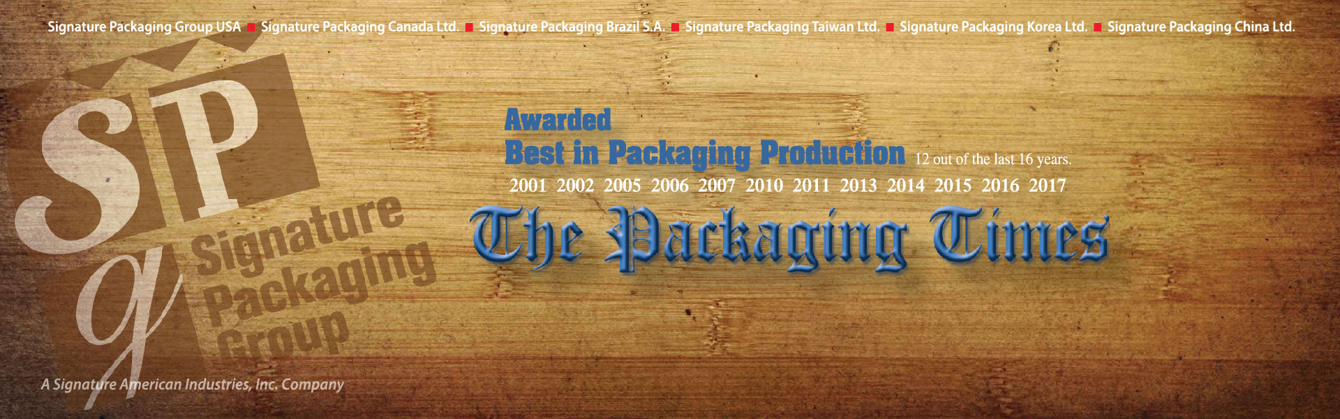 The Packaging Times Magazine