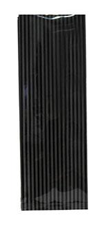 Black -Pinstripe Gloss