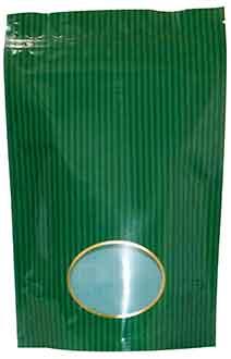 Emerald Pinstripe